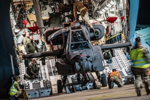 Apache AH-64E heralds new era in modern British military aviation