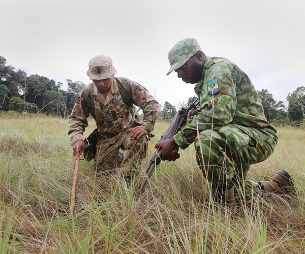Africa | The British Army