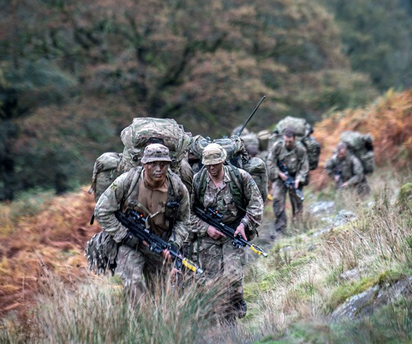 Who We Are | The British Army