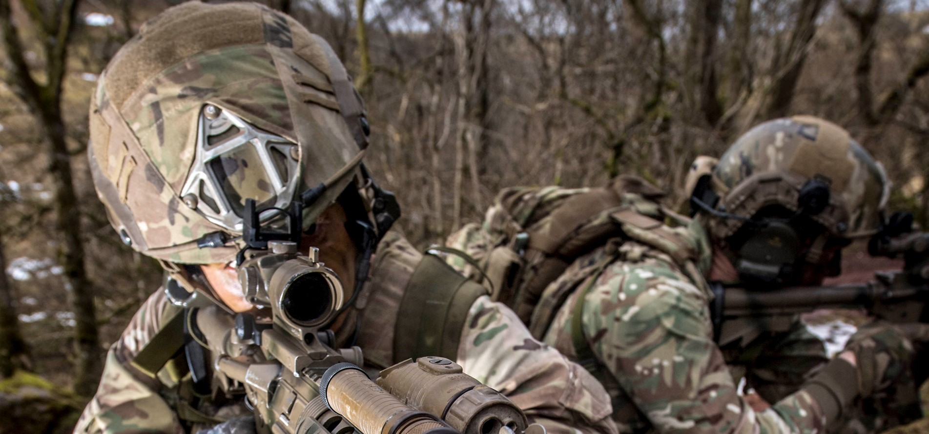 Pathfinders Lead The Way For Airborne Forces The British Army