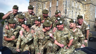 Royal Regiment of Scotland | The British Army