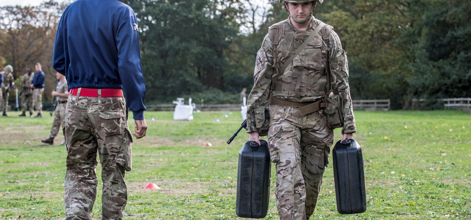 Image result for soldier conditioning review changes uk