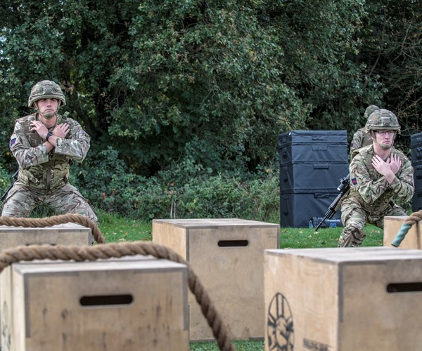 New Physical Employment Standards for the Army | The British