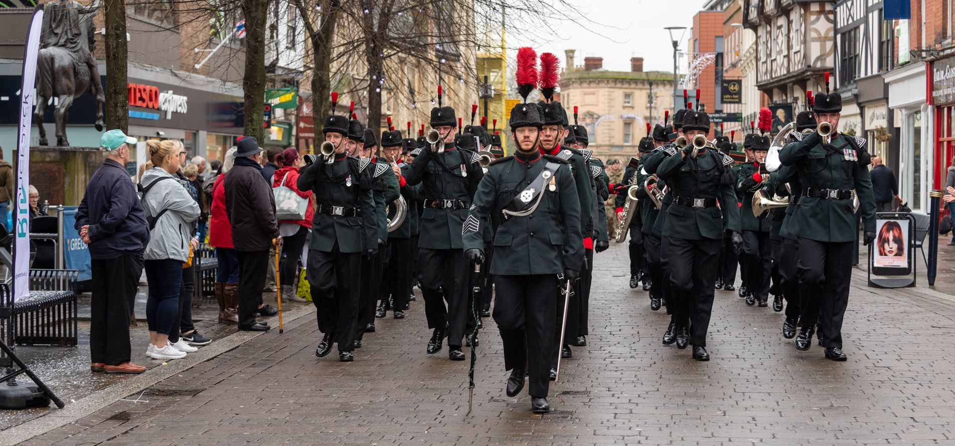 ARMYHQCPL4-2019-003-1Rifles Home Coming Parade 425.JPG